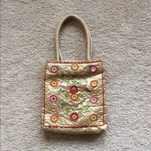 Woman's H&M purse.